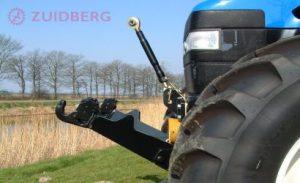 TM115 - TM190 Standard Steer - Zuidberg