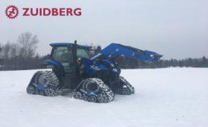 T7 170 - T7 210 Short Wheel Base (Tractor) - Zuidberg
