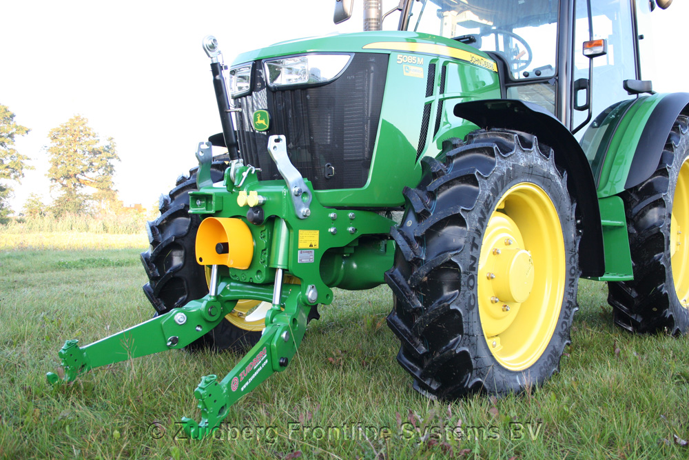 John Deere 3 Point Arms : New front pt hitch and pto for john deere m series